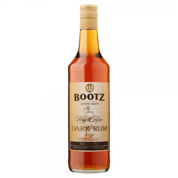 Bootz Rum Brown