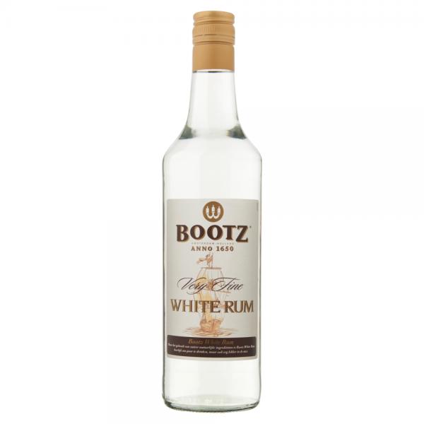 Bootz Rum White