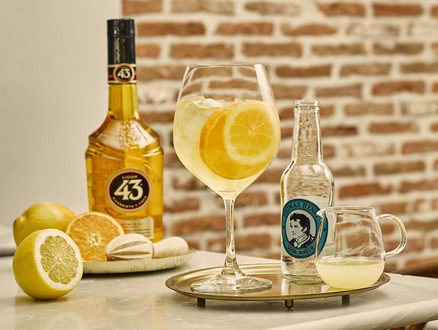 Licor 43 Balon 43 cocktail