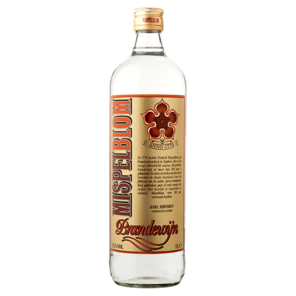 Mispelblom Brandewijn