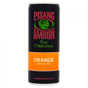 Pisang Ambon Orange Mix