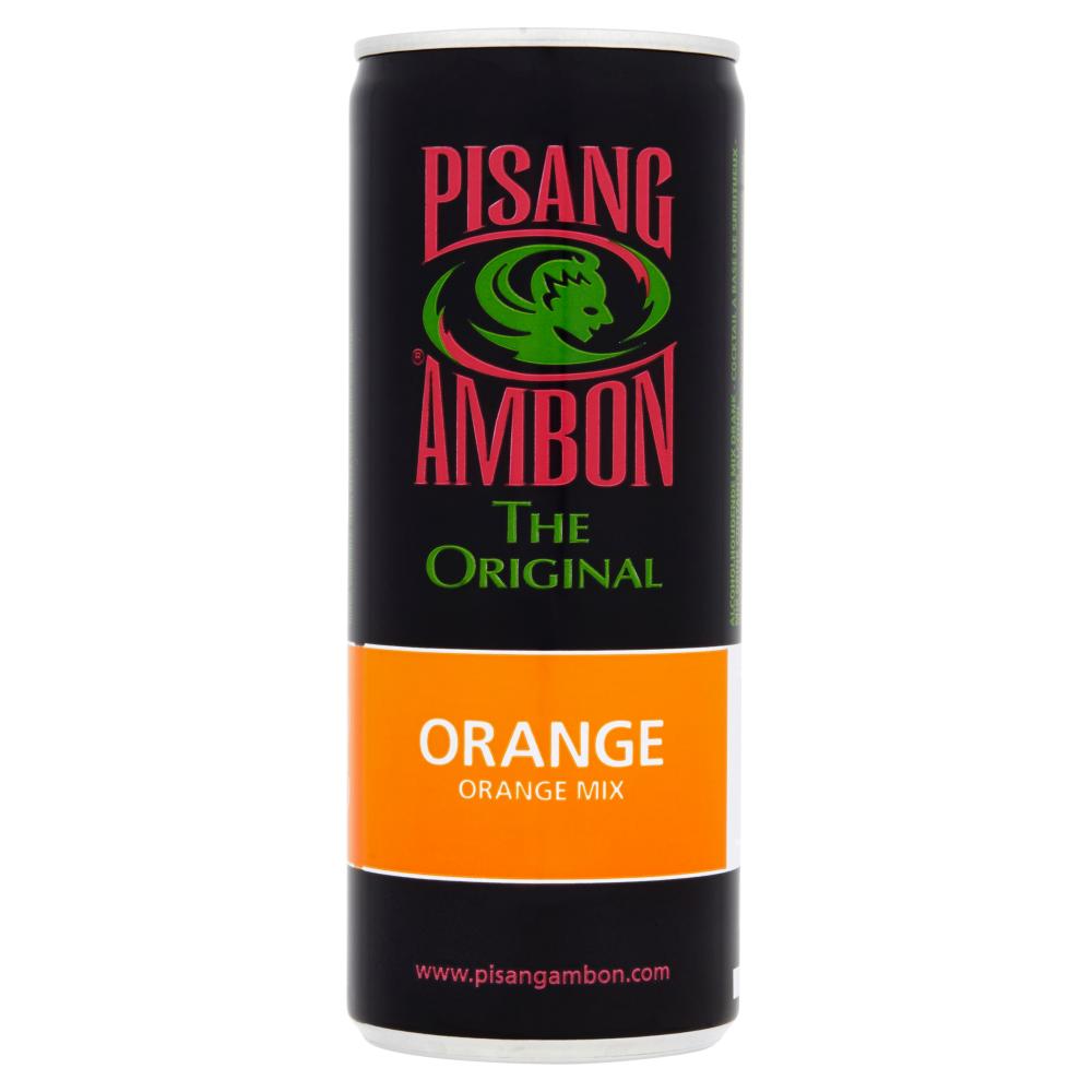 Pisang Ambon Orange Mix