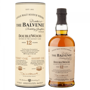 The Balvenie 12 years old DoubleWood
