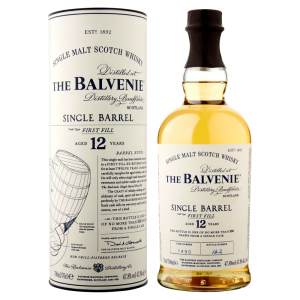 The Balvenie 12 years old Single Barrel First Fill