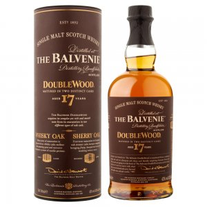 The Balvenie 17 years old DoubleWood