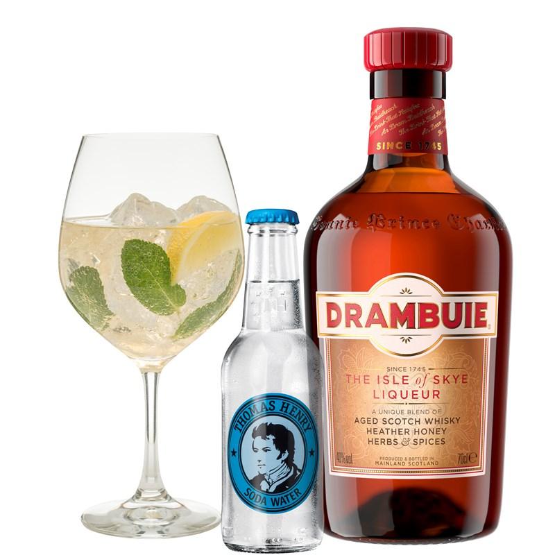 Cocktail: Drambuie Collins