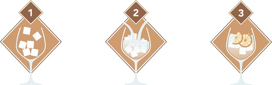 Cocktail: Villa Massa Tonic, eenvoudig te bereiden in 3 stappen