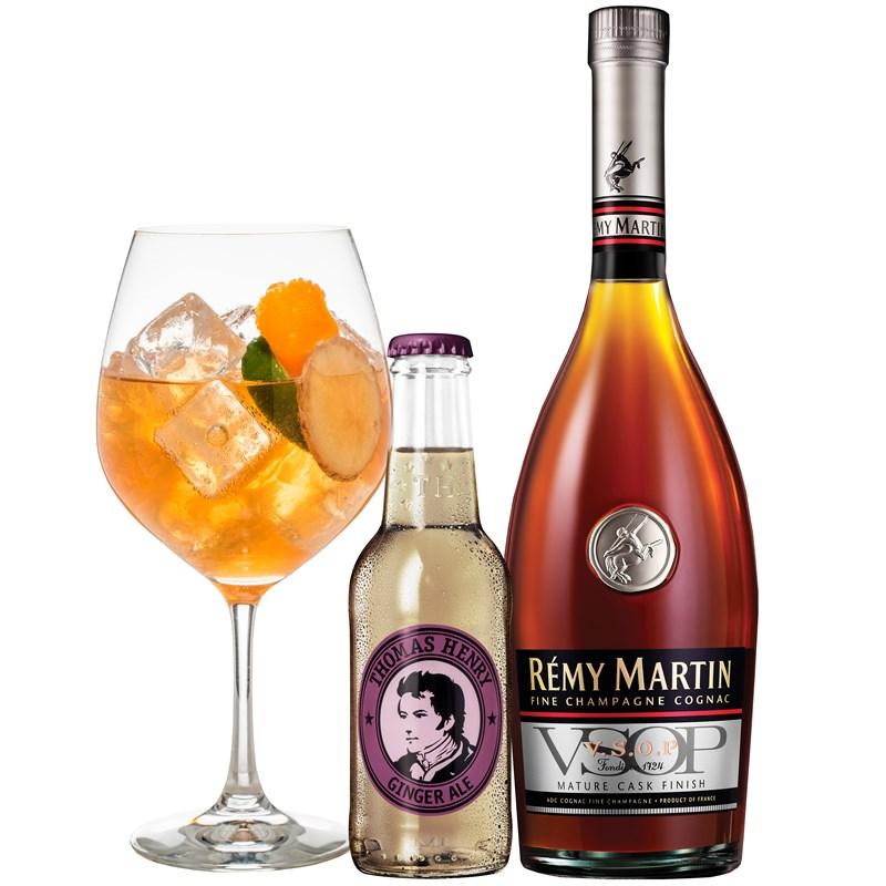 Cocktail: Rémy Ginger