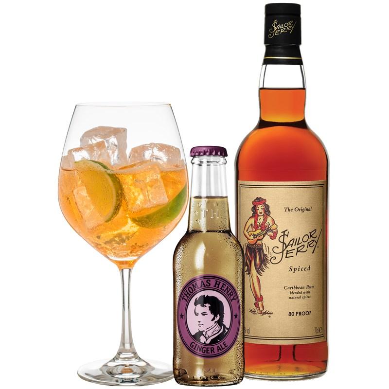 Cocktail: Jerry Loves Ginger