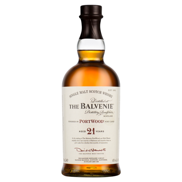 The Balvenie PortWood 21 years old