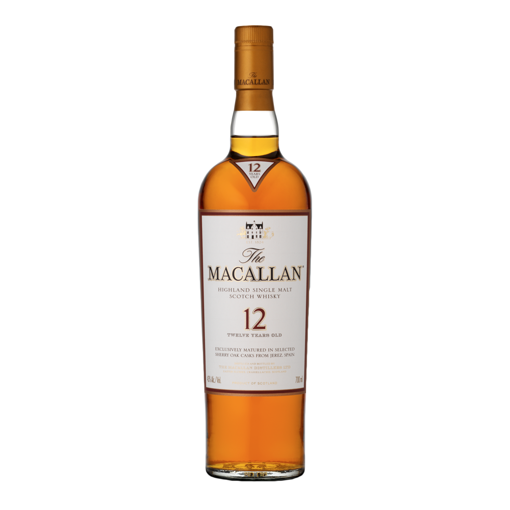 The Macallan 12 years old