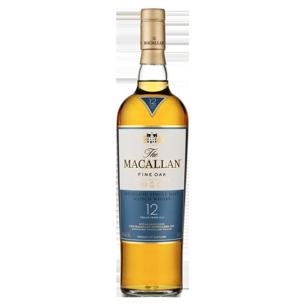 The Macallan Fine Oak 12 years old