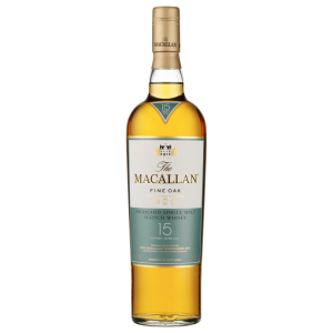 The Macallan Fine Oak 15 years old