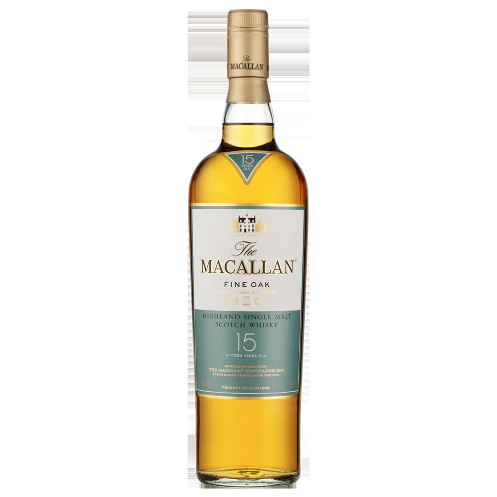 The Macallan Fine Oak 15 years old