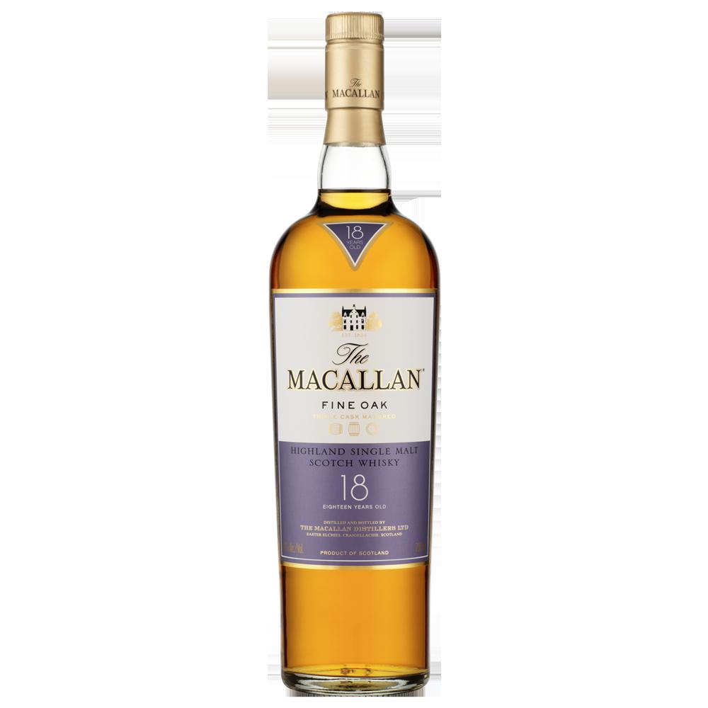 The Macallan Fine Oak 18 years old