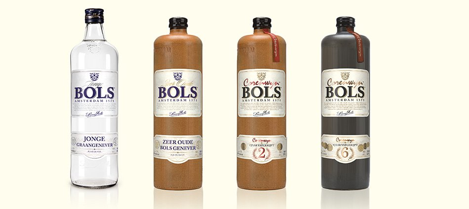 Bols Genevers packshots