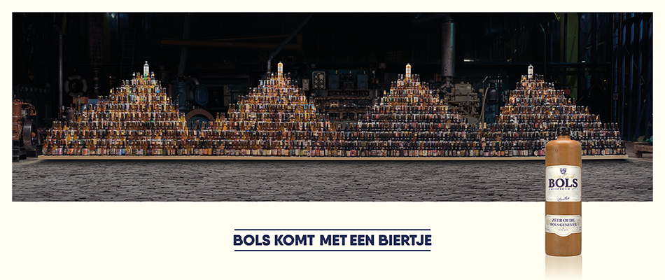 Bols perskit visual